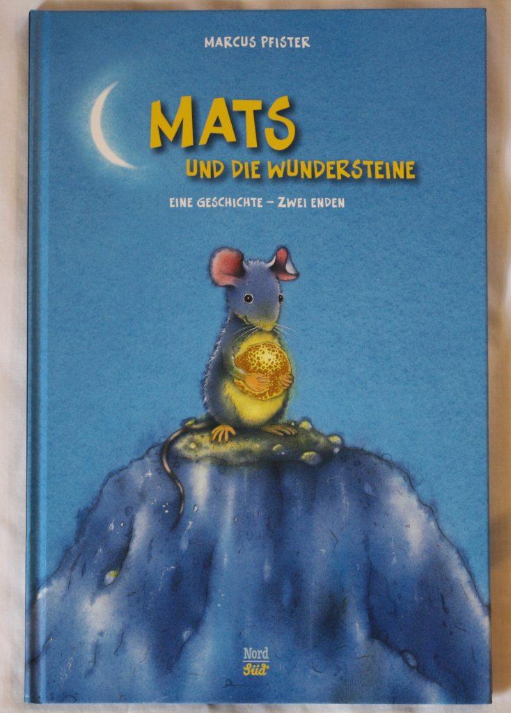 """""""Mats und die Wundersteine"""" von Marcus Pfister"""