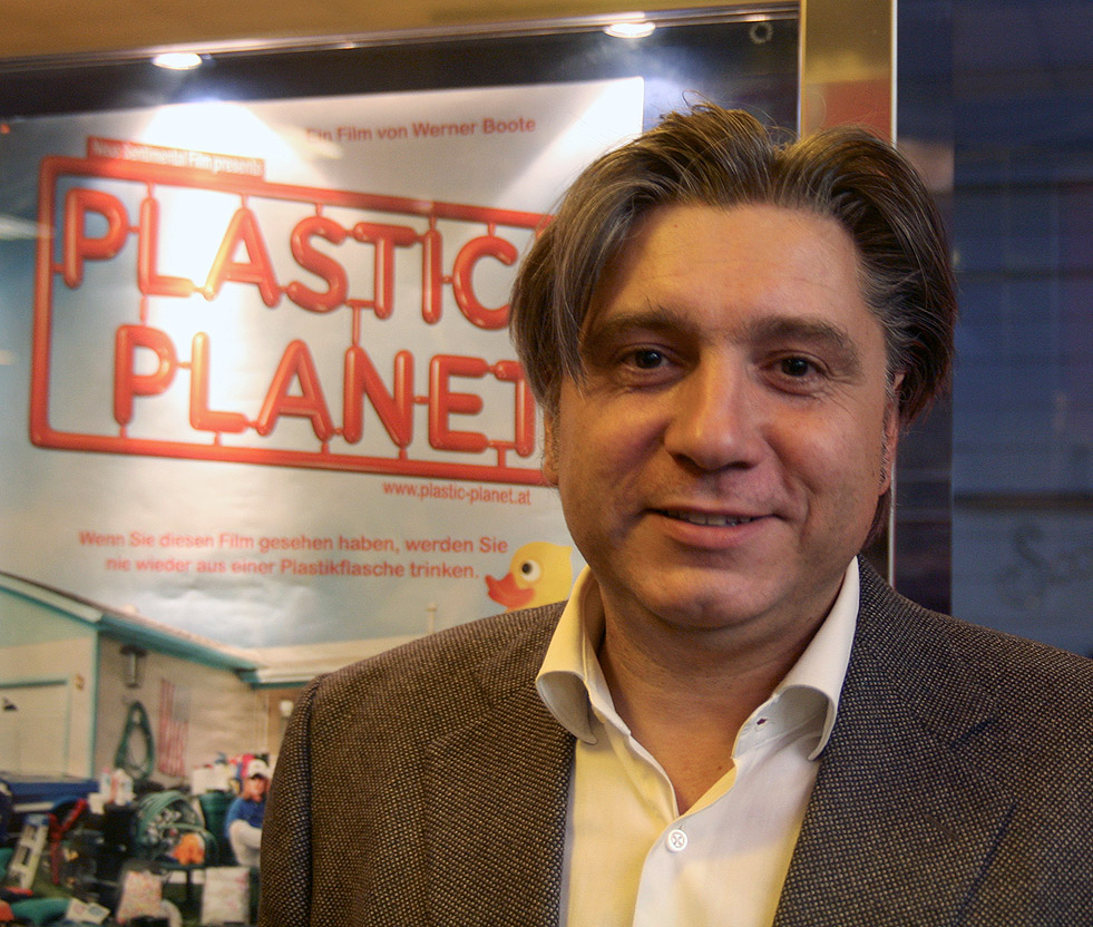 """Plastic Planet"""