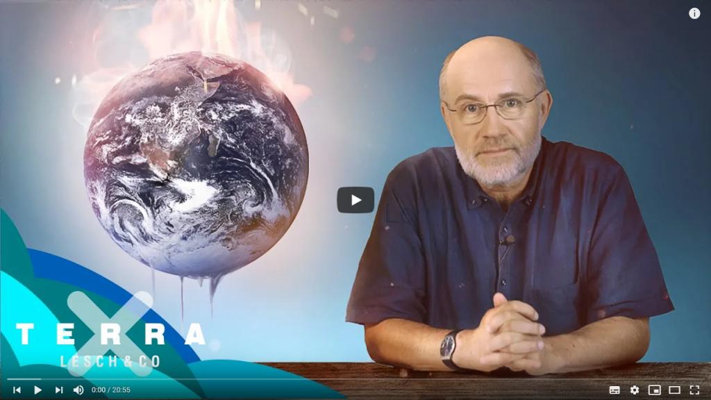 Missverständnisse zum Klimawandel aufgeklärt mit Harald Lesch