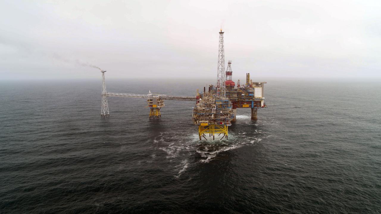 Tresor für CO2 – Wie Norwegen den Klimawandel bekämpft