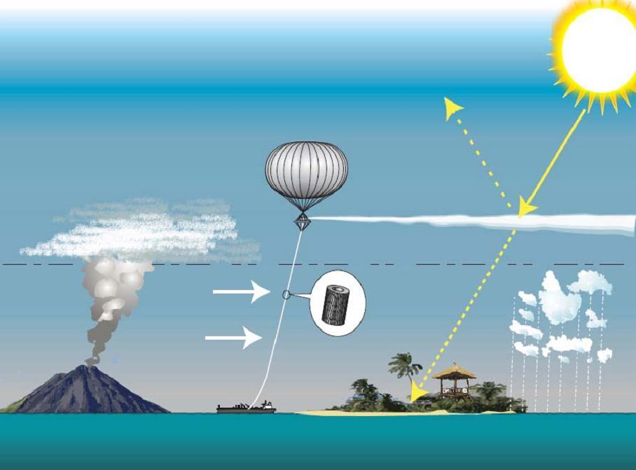 Geoengineering: Sinnvoll für den Klimaschutz oder Bringer neuer Probleme?
