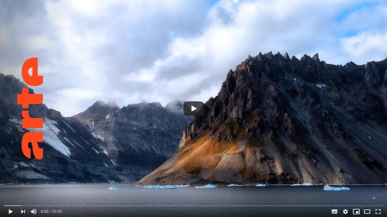 Norwegen: Auf Spitzbergen wird es wärmer   ARTE Reportage